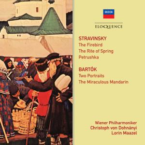 Christoph von Dohnanyi的專輯Stravinsky, Bartok: Ballet Music