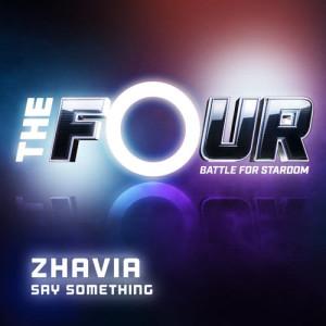 Album Say Something from Zhavia