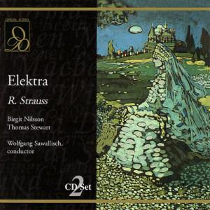 Sawallisch, Wolfgang的專輯R.Strauss: Elektra
