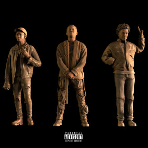 Album SALUTE (Explicit) from Hit-Boy