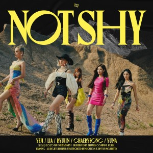 Album Not Shy from ITZY