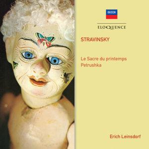 Stravnisky: Le sacre du Printemps; Petrushka