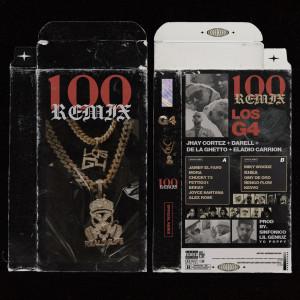 Album 100 (Lado A Remix) (Explicit) from Mora