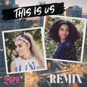 Album This Is Us (Melshi & Kimia Jay Remix) from Girl Pow-R