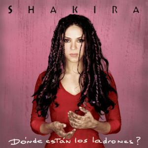收聽Shakira的Si Te Vas歌詞歌曲