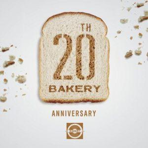 อัลบัม 20th Bakery Anniversary ศิลปิน รวมศิลปิน