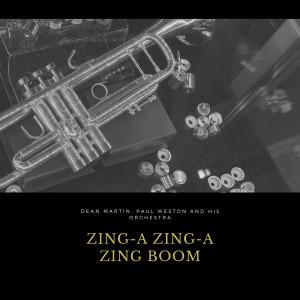 Album Zing-a Zing-a Zing Boom from Dean Martin
