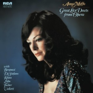 Album Great Love Duets from Opera from Anna Moffo