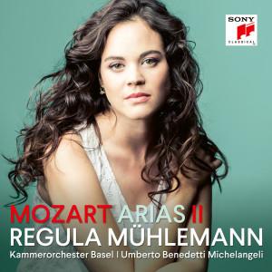 Album Mozart Arias II from Regula Mühlemann