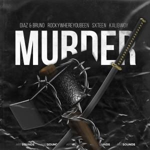 Album Murder (Explicit) from Diaz & Bruno