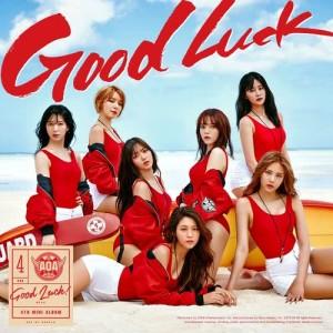 อัลบัม AOA 4th Mini Album Good Luck ศิลปิน AOA