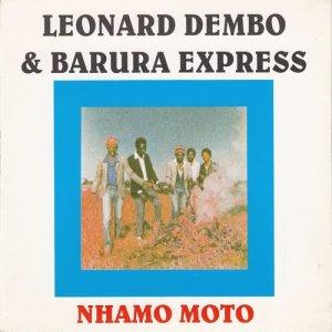 Album Nhamo Moto from Leonard Dembo