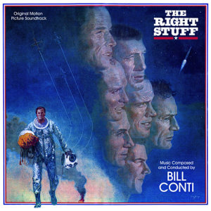 Listen to Glenn's Flight song with lyrics from Bill Conti