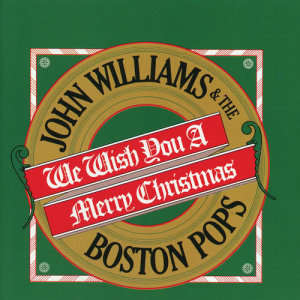 Album We Wish You A Merry Christmas from John Williams