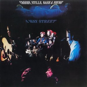 Listen to Don't Let It Bring You Down (Live) (Live LP Version from Four-Way Street) song with lyrics from Crosby Stills Nash & Young