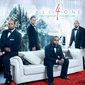 Album Christmas EP: Volume One from All-4-One