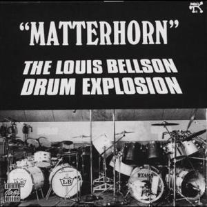 Matterhorn 1978 Louis Bellson Drum Explosion