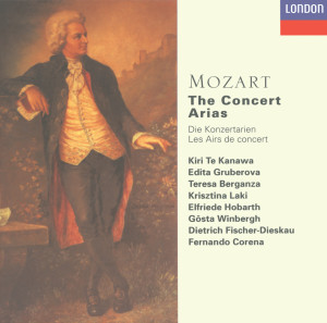 Listen to Mozart: Non più, tutto ascoltai...Non temer, amato bene, K.490 song with lyrics from Kiri Te Kanawa