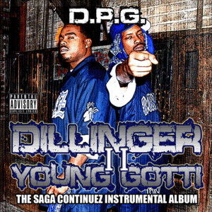 Album Tha Saga Continuez II (Instrumental Album) from Daz Dillinger