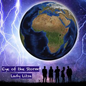 Album Eye Of The Storm from Lady Litsa