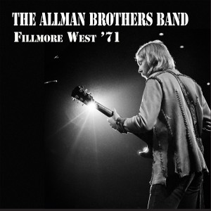 Album Fillmore West '71 from Allman Brothers Band