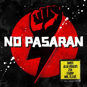 Album NO PASARAN (Explicit) from Juju Rogers