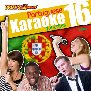The Hit Crew的專輯Portuguese Karaoke Favorites, Vol. 16