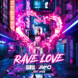 Album Rave Love from W&W