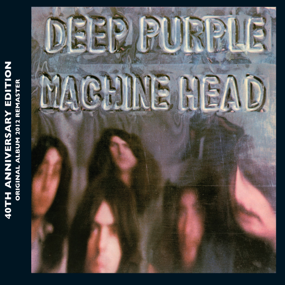 Maybe I'm A Leo 1972 Deep Purple