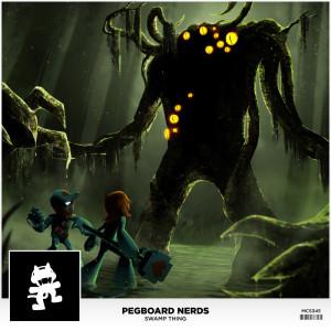 收聽Pegboard Nerds的Swamp Thing歌詞歌曲