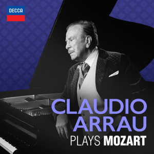 Mozart的專輯Claudio Arrau plays Mozart