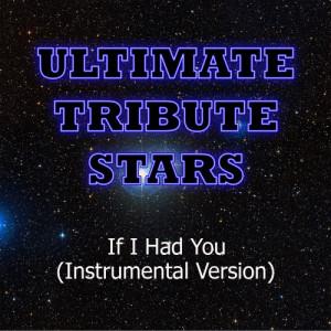 Ultimate Tribute Stars的專輯Adam Lambert - If I Had You (Instrumental Version)
