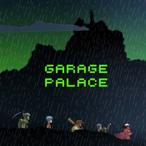 Listen to Garage Palace (feat. Little Simz) song with lyrics from Gorillaz