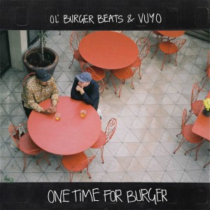 Album One Time for Burger from Vuyo