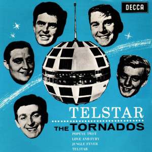 Album Telstar (1962) from The Tornados