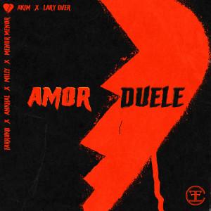Album Amor Duele from Farruko