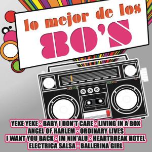 Album Lo Mejor de los 80 from Various Artists