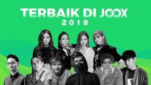 Terbaik di JOOX sepanjang 2018!
