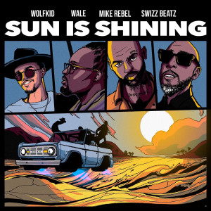 Album Sun Is Shining from Swizz Beatz