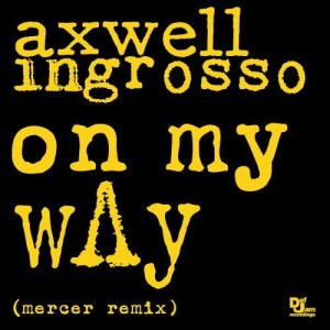 Album On My Way from Axwell