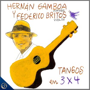 Album Tangos en 3x4 from Federico Britos