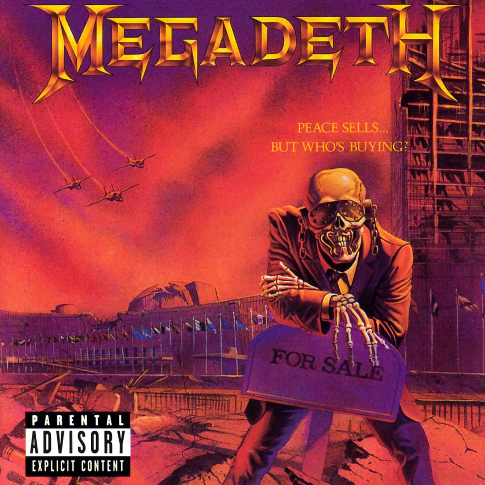 Peace Sells 2004 Megadeth
