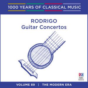 Album Rodrigo: Guitar Concertos from Queensland Symphony Orchestra