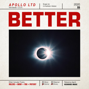Album Better from Apollo LTD