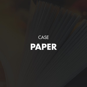 Album Paper from Case