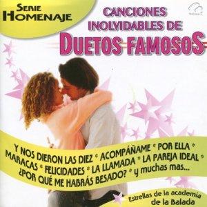 Album Canciones Inolvidables de Duetos Famosos from Grupo Sorpresa
