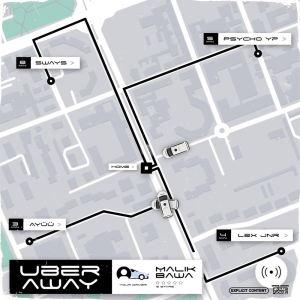 Album Uber Away from malik bawa
