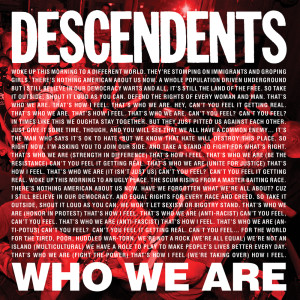 Album Who We Are from Descendents