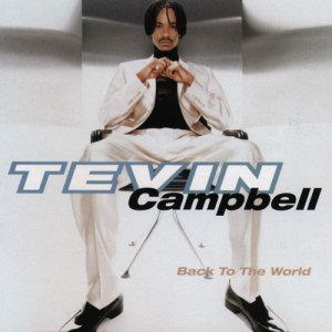 Tevin Campbell的專輯Back To The World