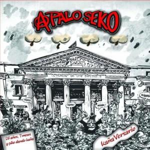 Album Kañaversario from A Palo Seko